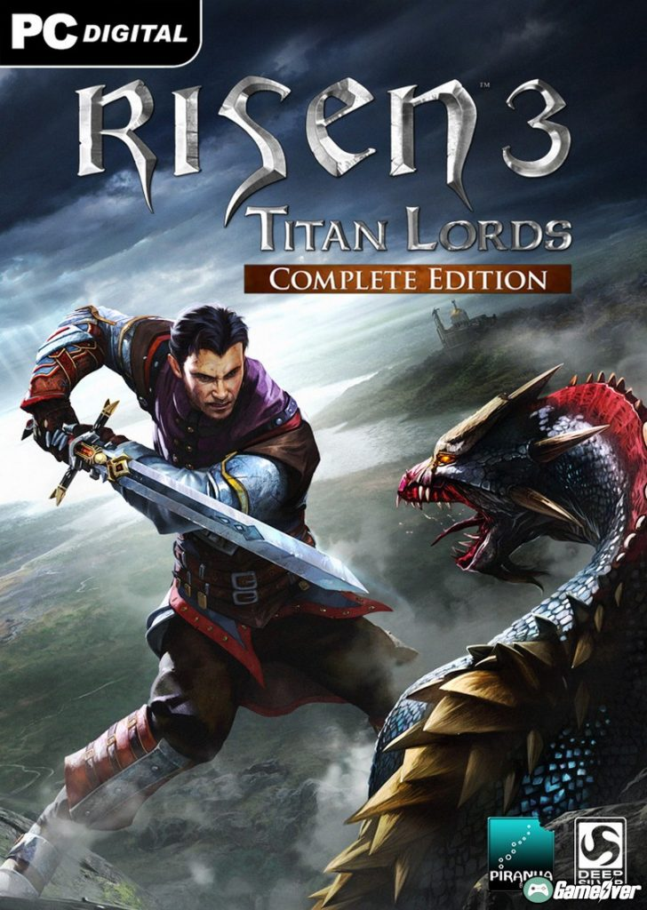 RISEN 3 – COMPLETE EDITION (ALL DLCS)