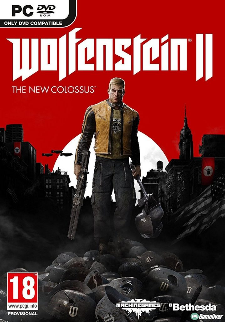 WOLFENSTEIN II: THE NEW COLOSSUS (ALL DLCS)