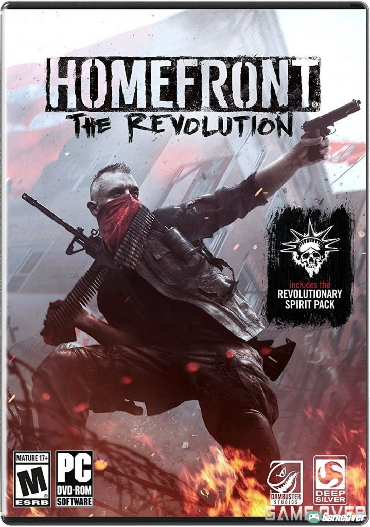 HOMEFRONT: THE REVOLUTION (ALL DLCS)