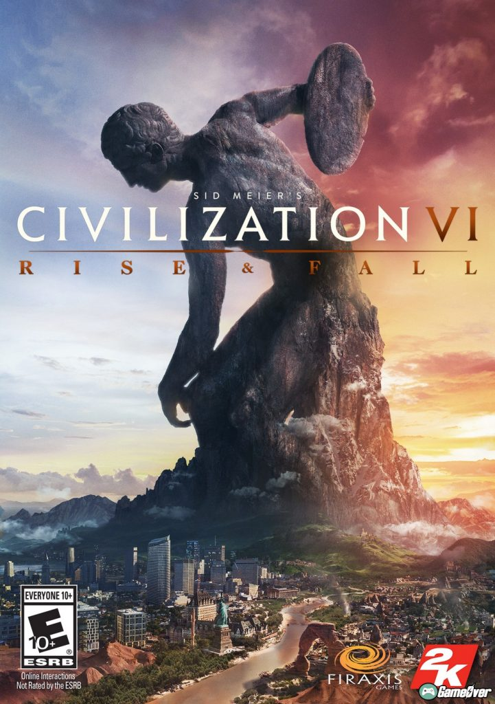 SID MEIER'S CIVILIZATION VI: RISE AND FALL (ALL DLCS)