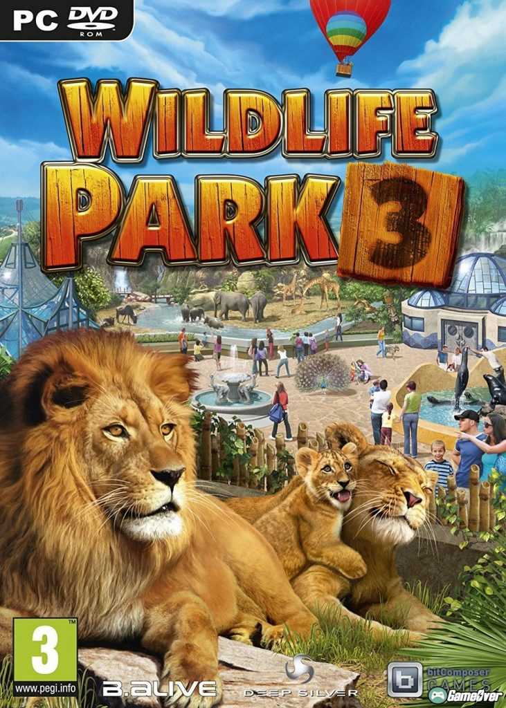 WILDLIFE PARK 3 – CREATURES OF THE CARIBBEAN (ALL DLCS)