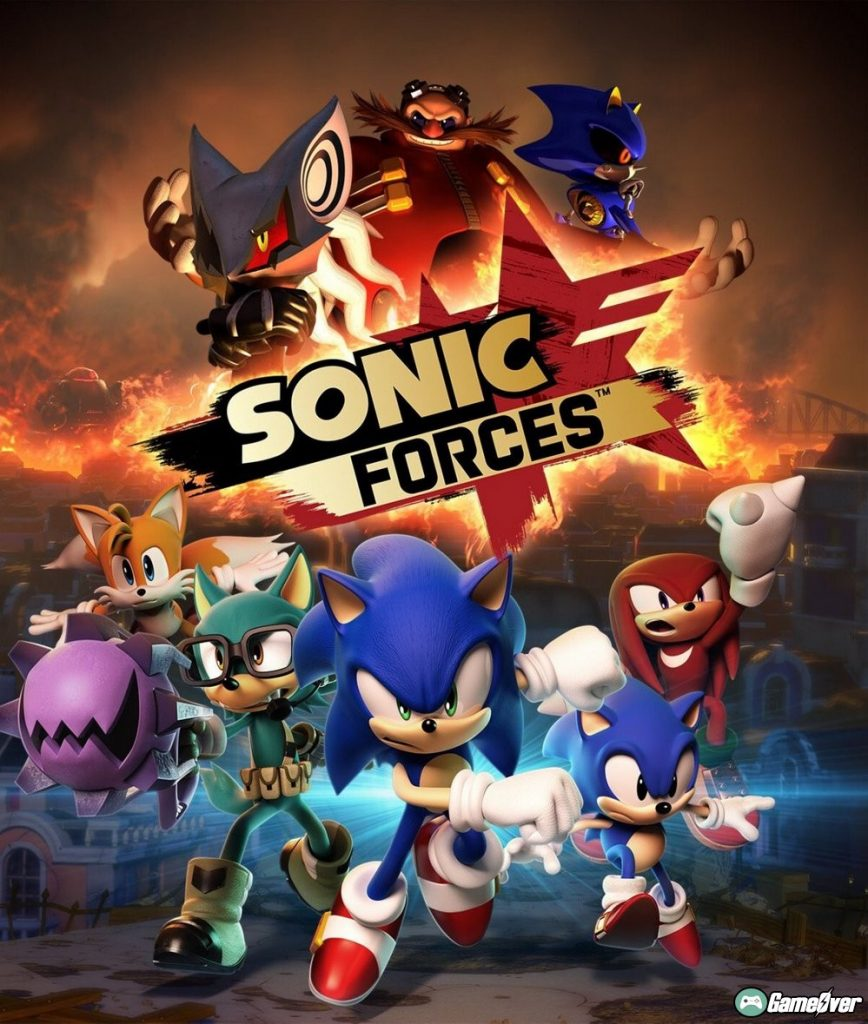 SONIC FORCES (ALL DLCS)