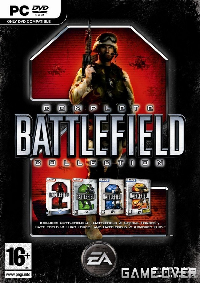 BATTLEFIELD 2: COMPLETE COLLECTION (All DLCs)