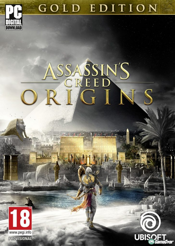 ASSASSIN'S CREED ORIGINS (ALL DLCS)