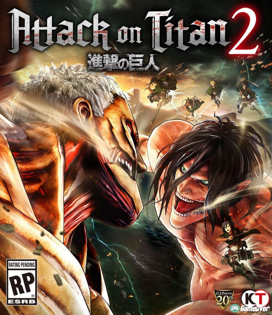 ATTACK ON TITAN 2 (ALL DLCS)