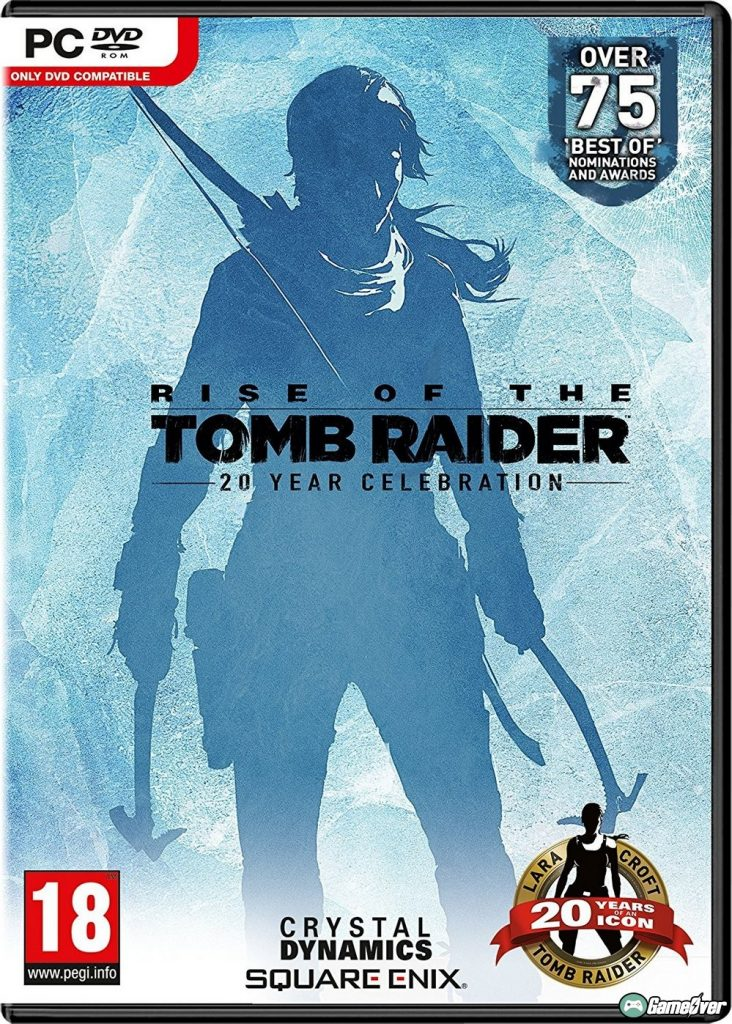 RISE OF THE TOMB RAIDER : 20 YEAR CELEBRATION (ALL DLCS)