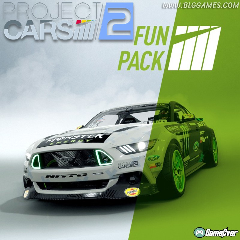 PROJECT CARS 2: FUN PACK (ALL DLCS)