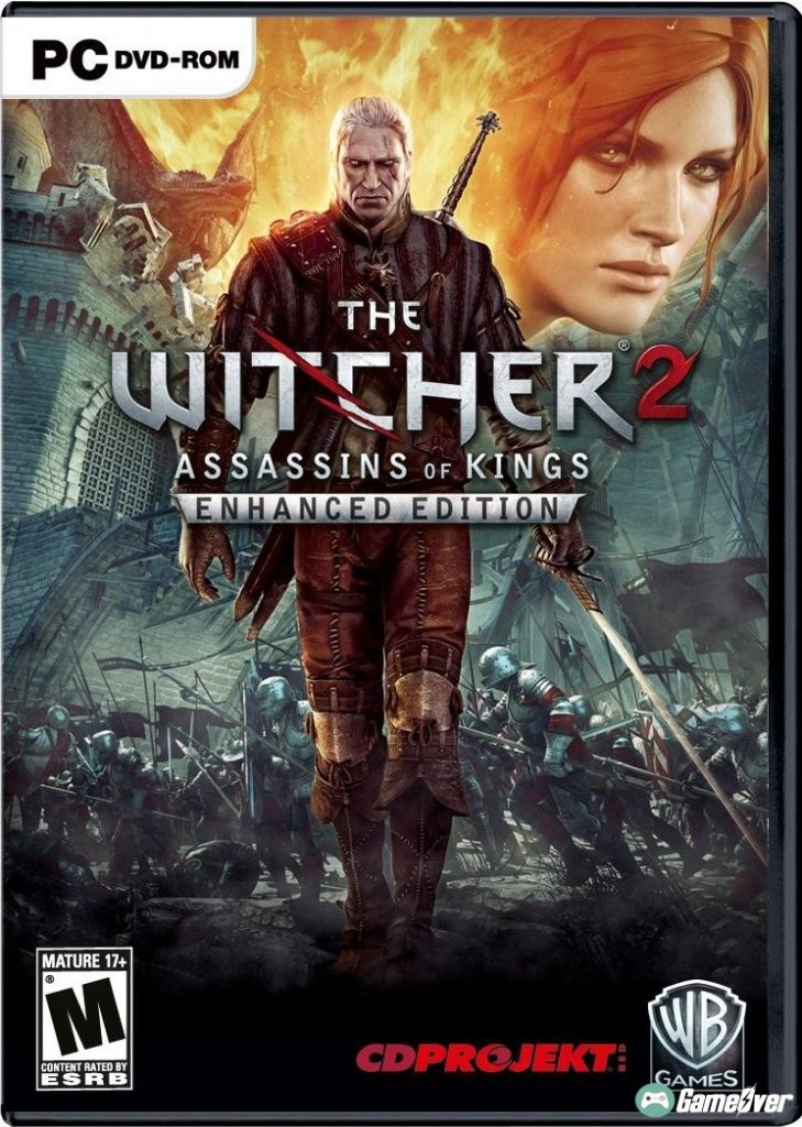 THE WITCHER 2: ASSASSINS OF KINGS – ENHANCED EDITION + 9DLC