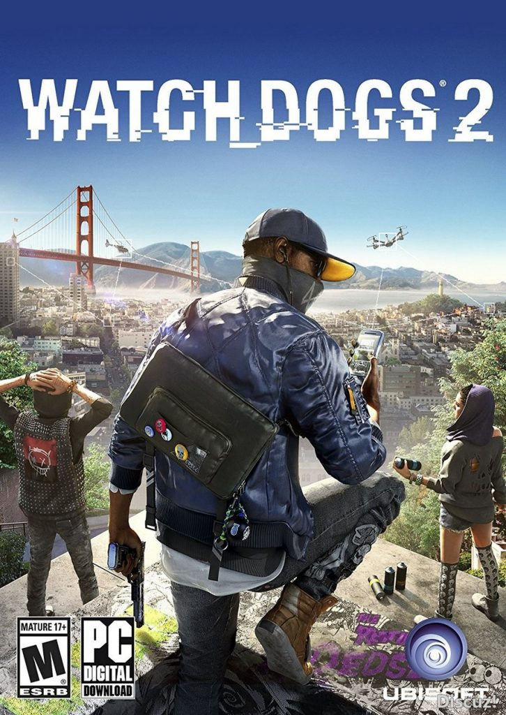 WATCH_DOGS 2 (V1.17 – ALL DLCS)