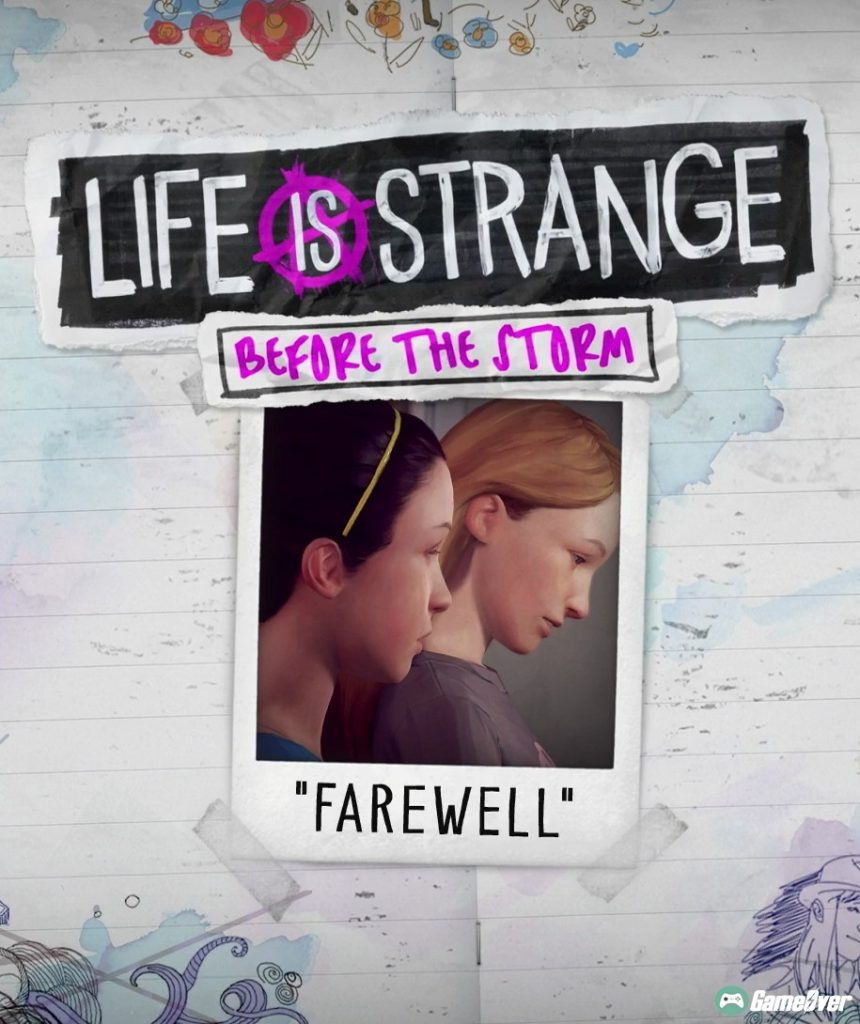 LIFE IS STRANGE: BEFORE THE STORM FAREWELL (ALL DLCS)