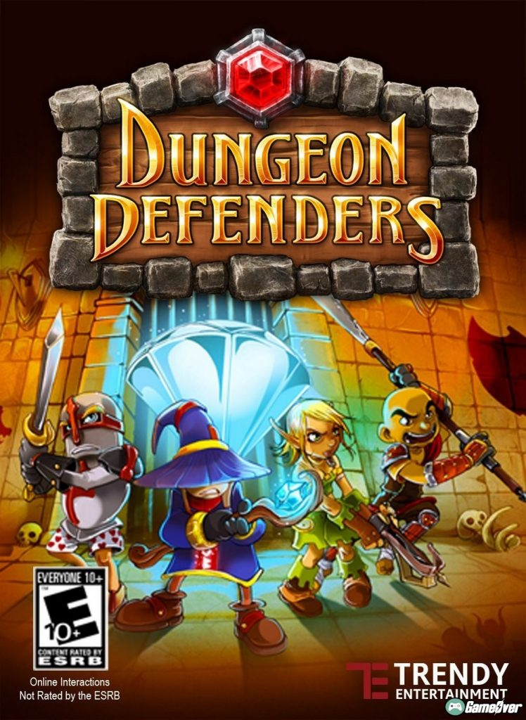 DUNGEON DEFENDERS: THE TAVERN (ALL DLCS)