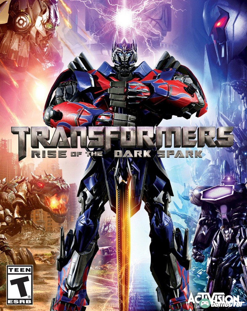 TRANSFORMERS: RISE OF THE DARK SPARK + DLCs