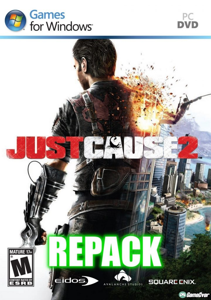 JUST CAUSE 2 (ALL DLCS)