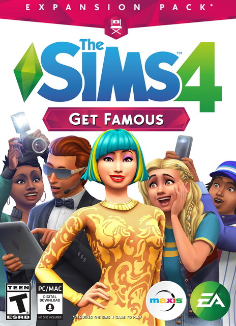 The Sims 4 : Get Famous ภาษาไทย