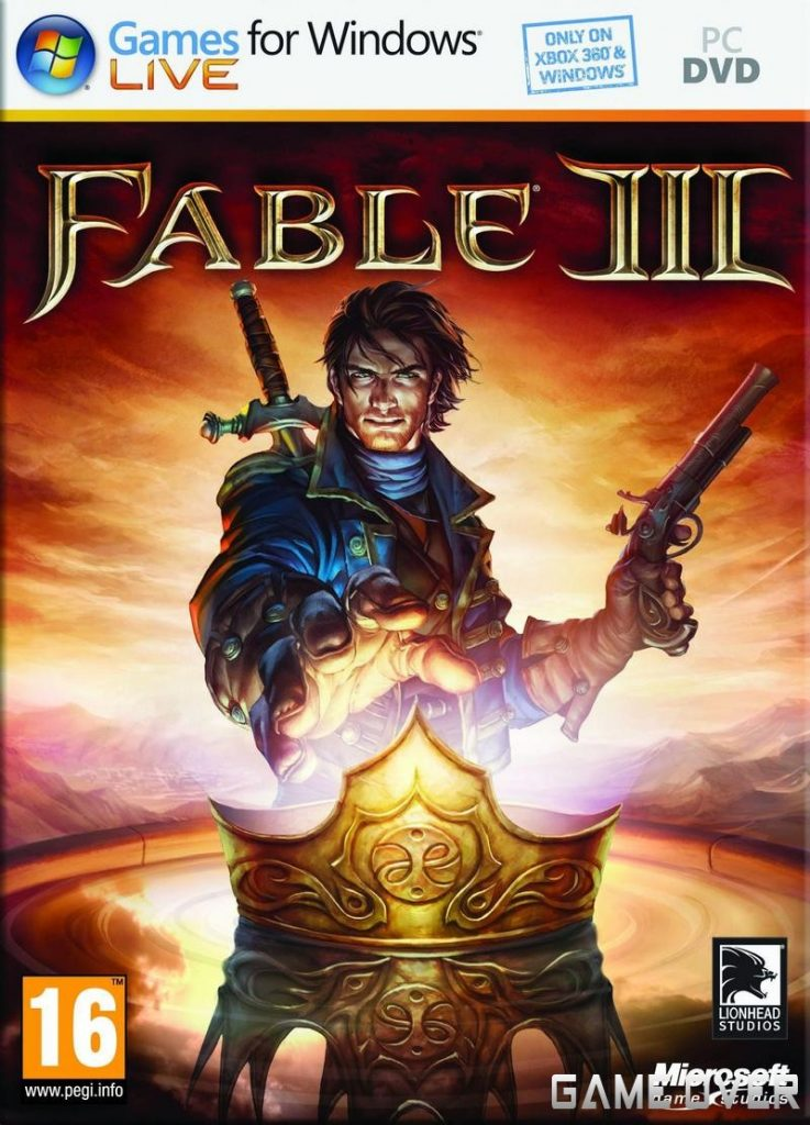 FABLE 3 + FREE DLC PACK