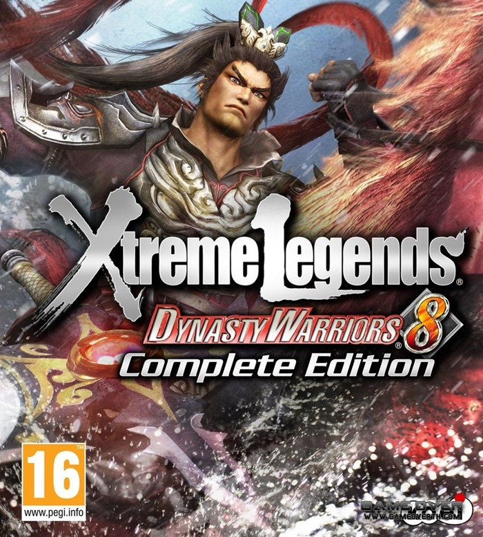 [PC] DYNASTY WARRIORS 8 : XTREME LEGENDS [ONE2UP]