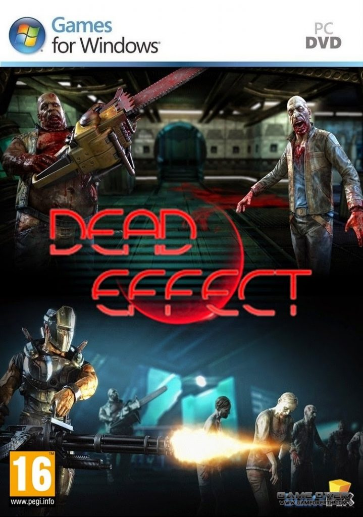 [PC] DEAD EFFECT [one2up]