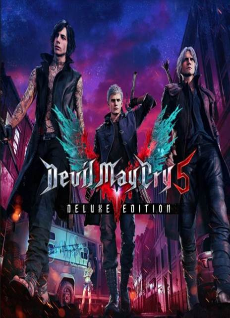 Devil May Cry 5 – Deluxe Edition