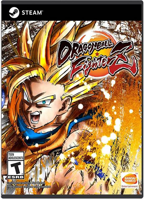 DRAGON BALL FIGHTERZ (ALL DLCS)